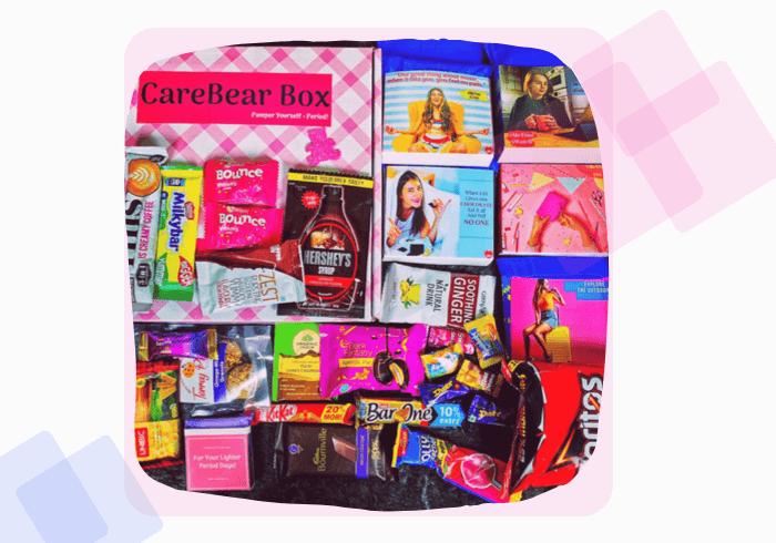 CareBear Period Kit Box Regular Main Image