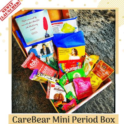CareBear Mini Period Box June Edition