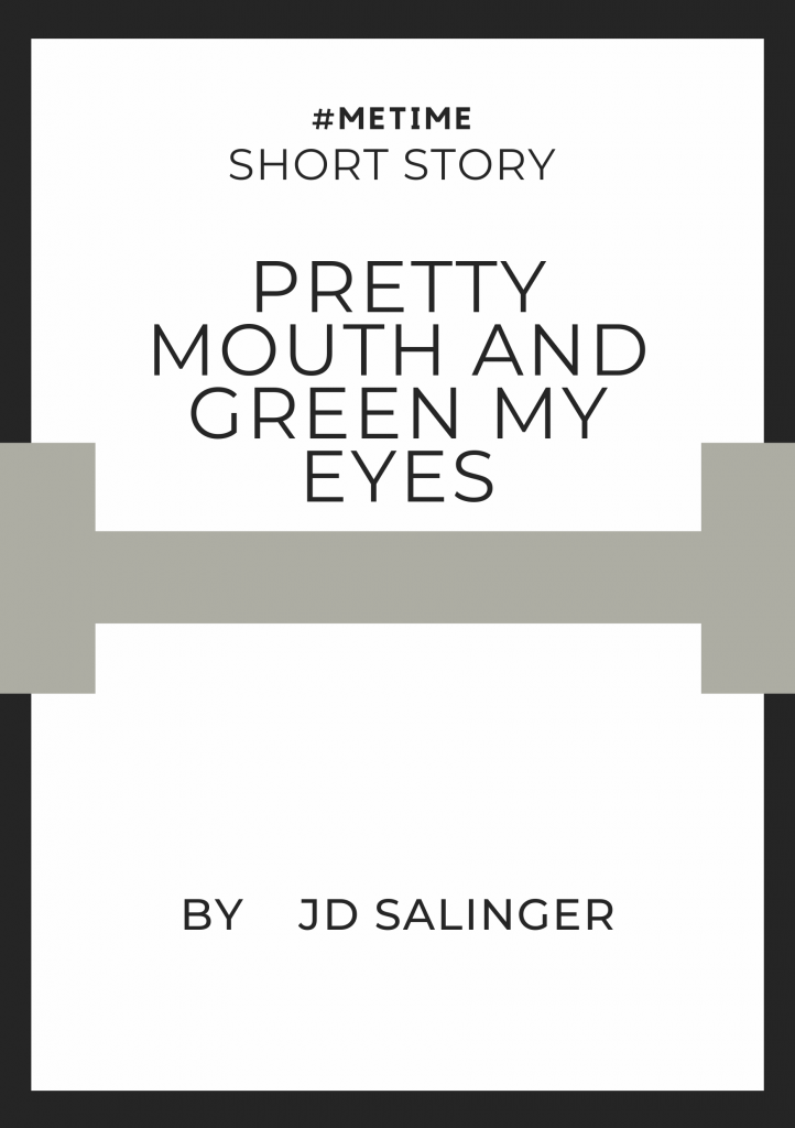 MeTime iRead period Short Story Pretty Mouth nov