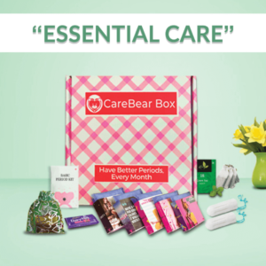 CareBear Basic Period kit with Tampons Main Image