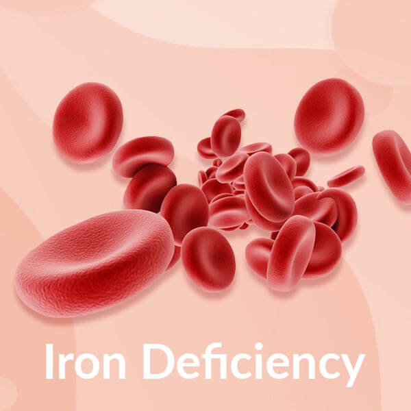 Period Symptoms Iron Deficiency Anemia