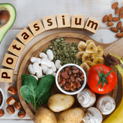 potassium rich foods for period bloating